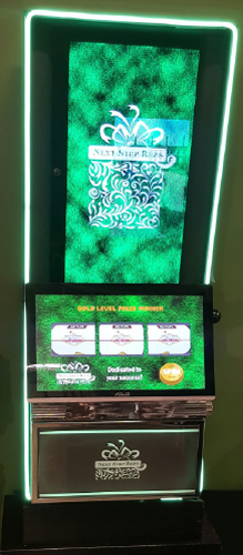 Custom Promotional Slot Machine 3